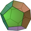 POV-Ray-Dodecahedron.svg